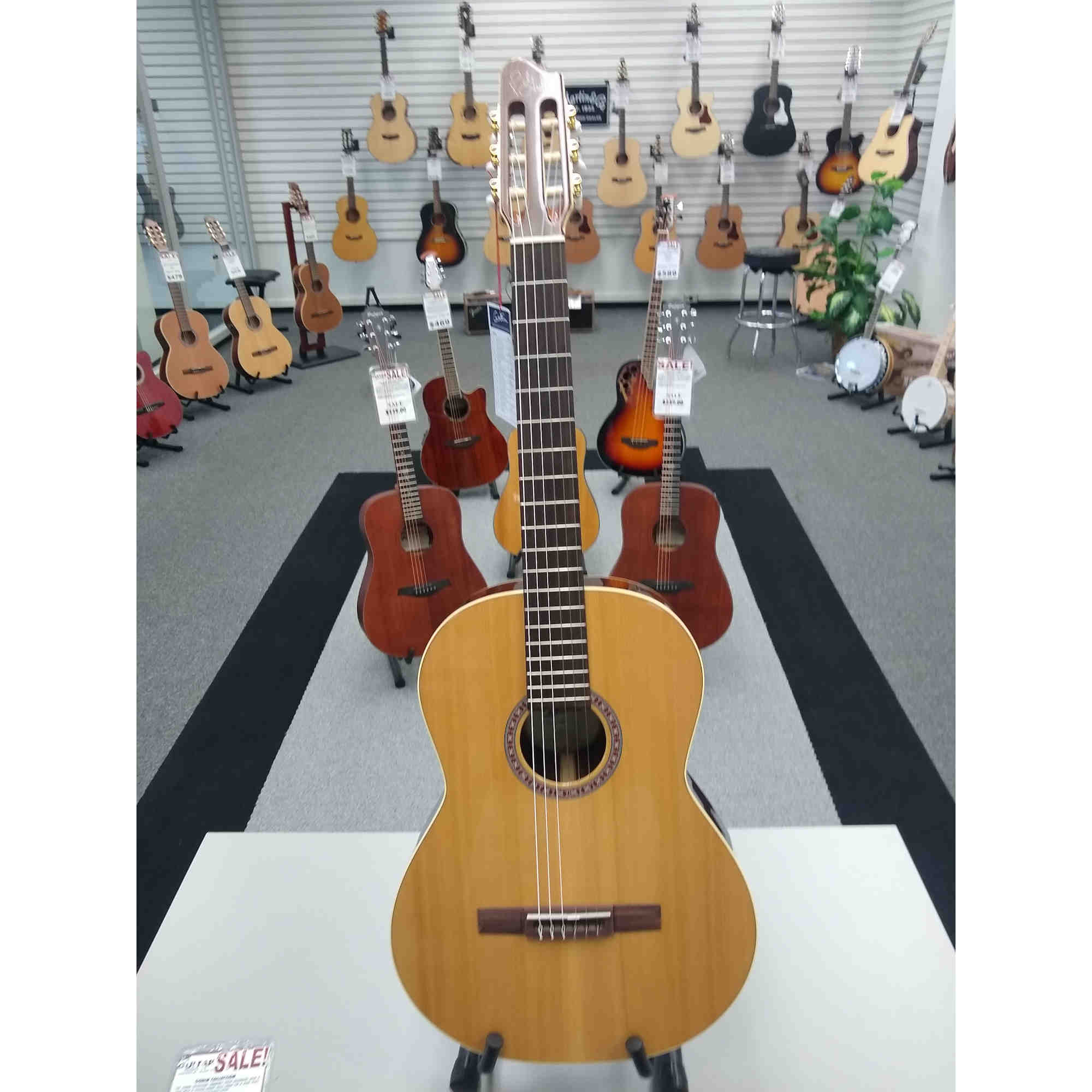 La Patrie Concert Classical Guitar