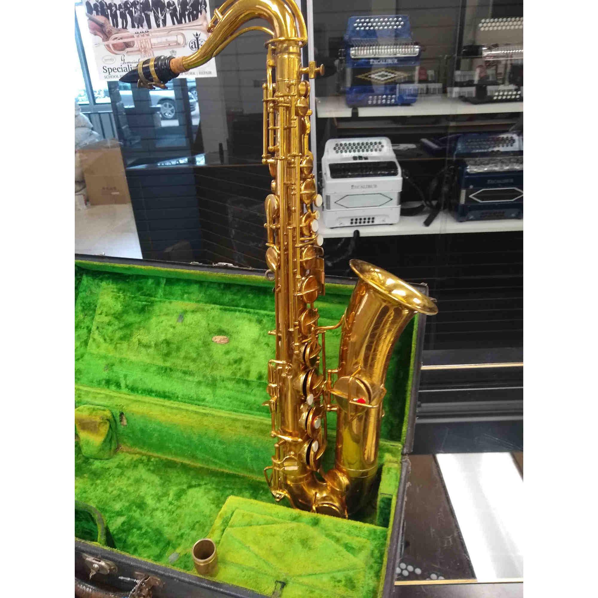 Lyon & Healy C Melody Saxophone