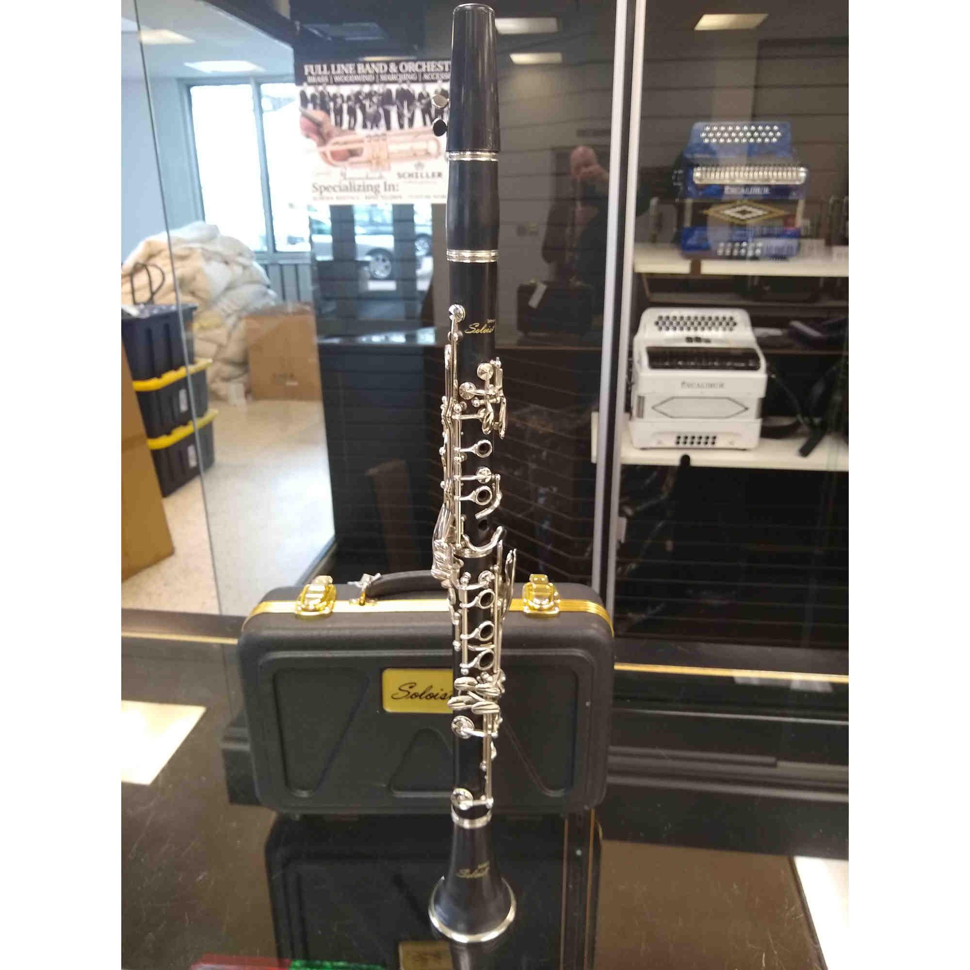 Selmer Soloist Clarinet
