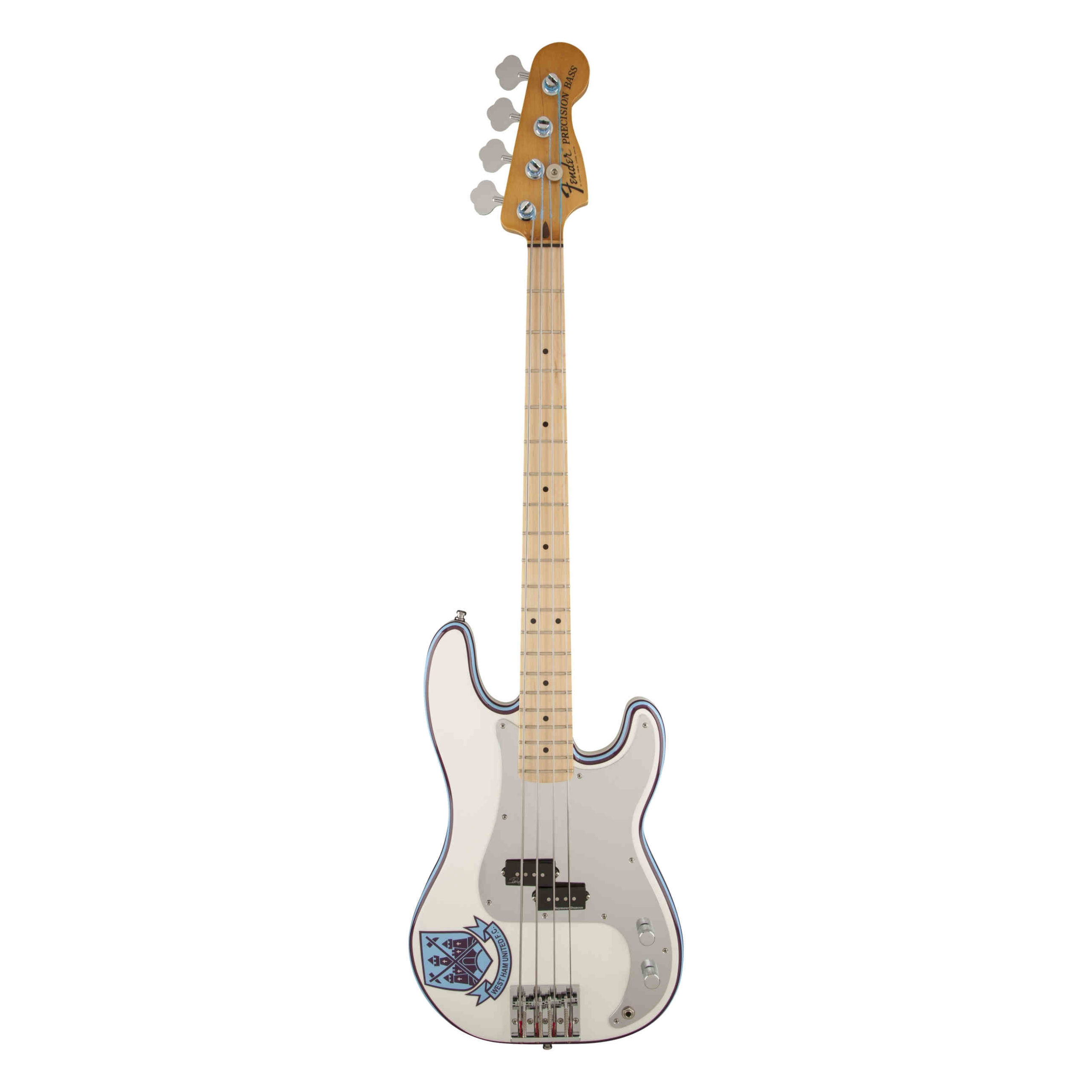 Fender Steve Harris Precision Bass®