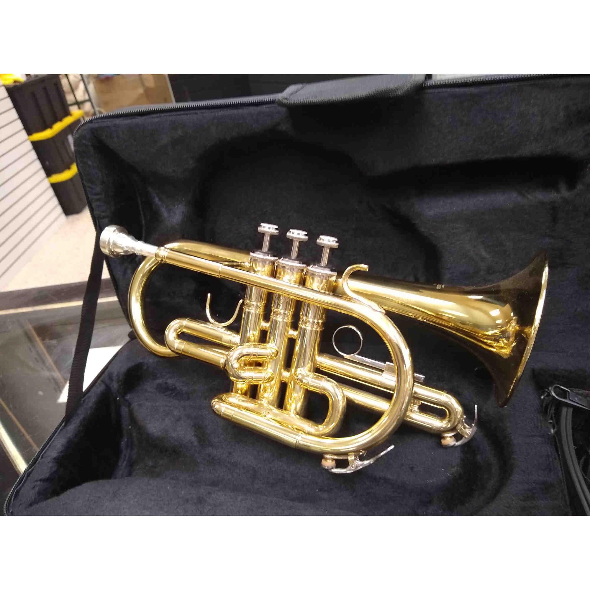 Schiller Cornet American Heritage Key Of C