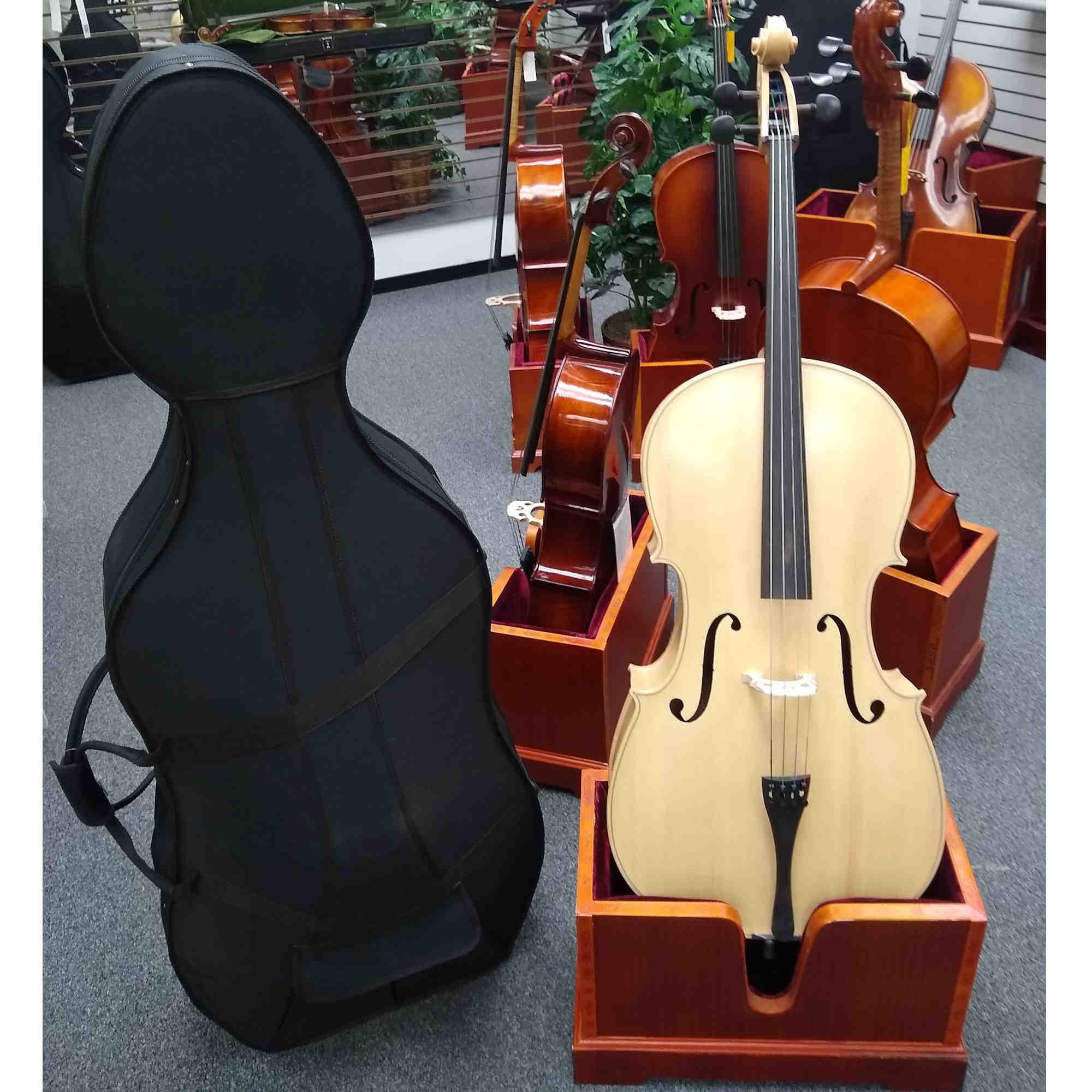 Vienna Strings Hamburg Cello Blonde New for 2021