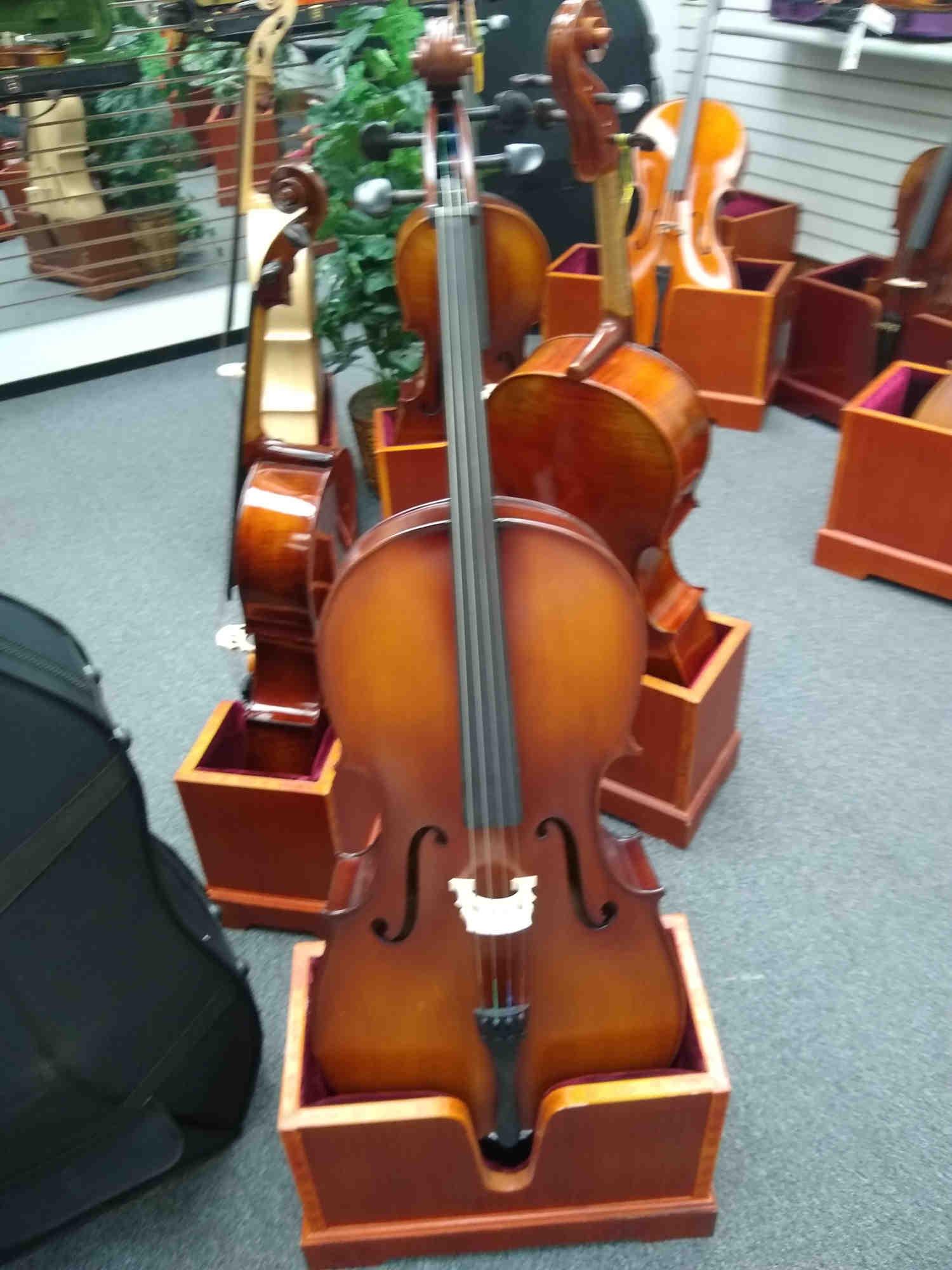 Vienna Strings Hamburg Cello New for 2021