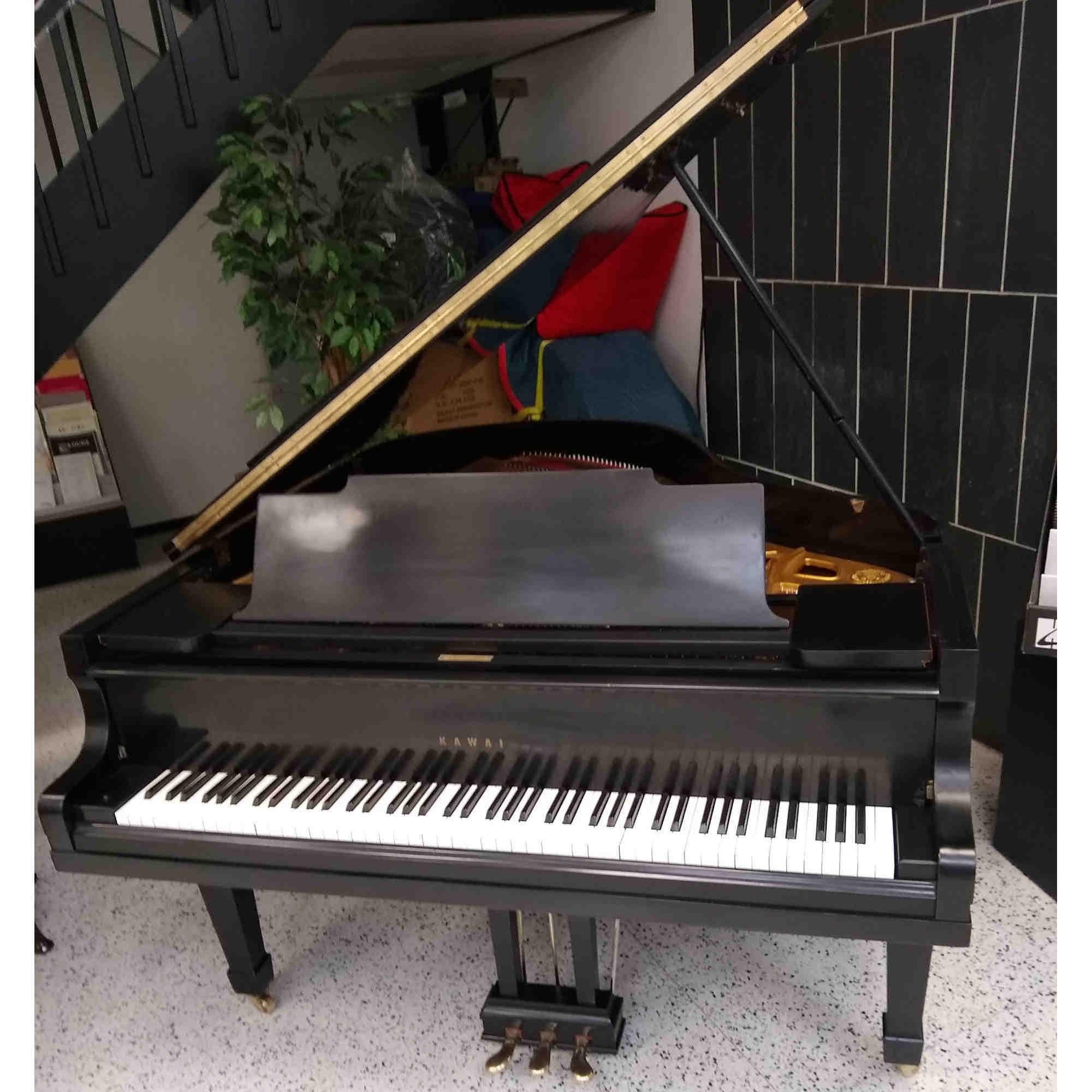 Kawai Grand Piano - Ebony Satin