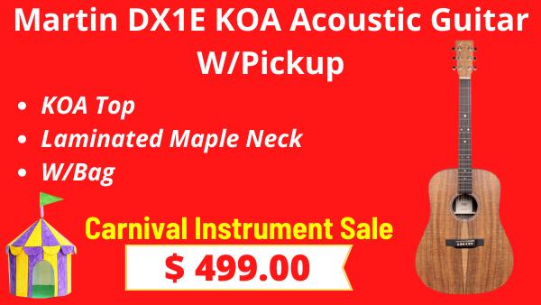 Martin-DX1E-KOA-Acoustic-Guitar-W_Pickup