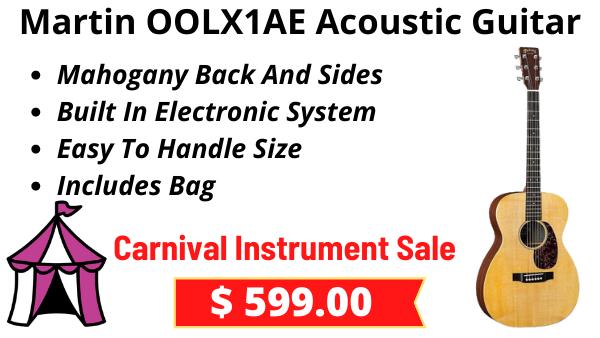Martin-OOLX1AE-Acoustic-Guitar