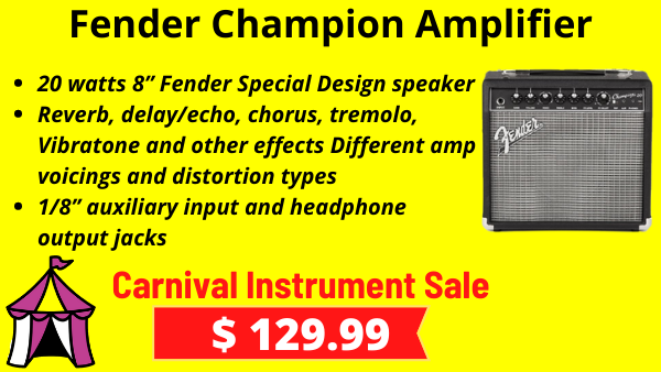 Fender-Champion-Amplifier