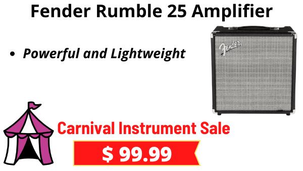 Fender-Rumble-25-Amplifier