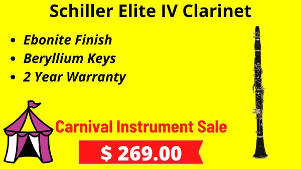 Schiller-Elite-IV-Clarinet
