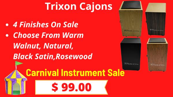 Trixon-Cajons