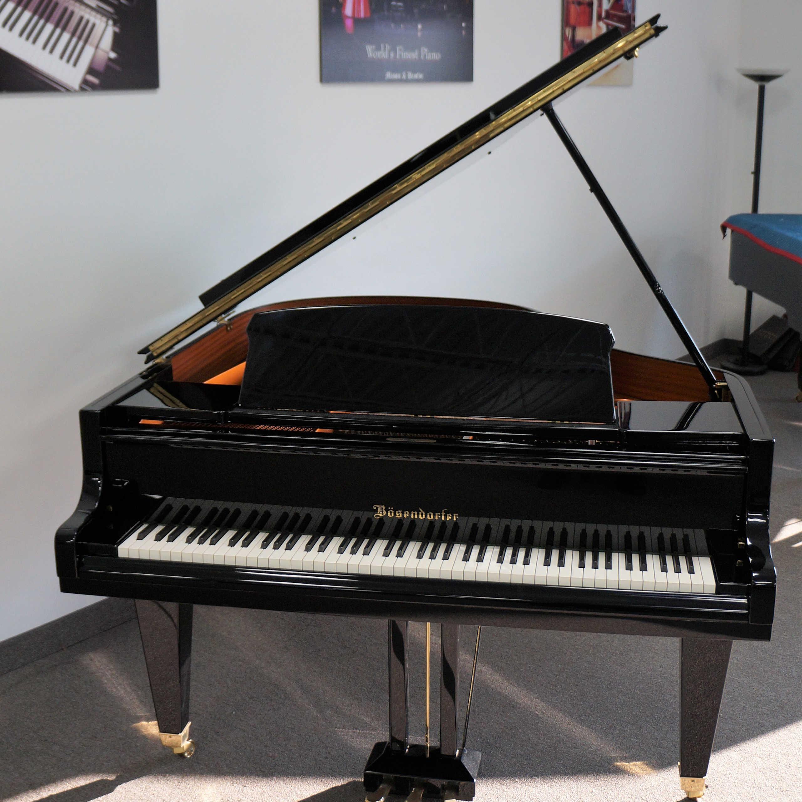 Bosendorfer 170 Grand Piano - Black Polish