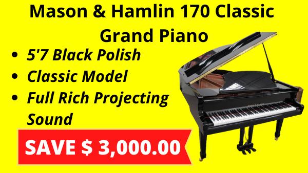 Schiller Grand Piano