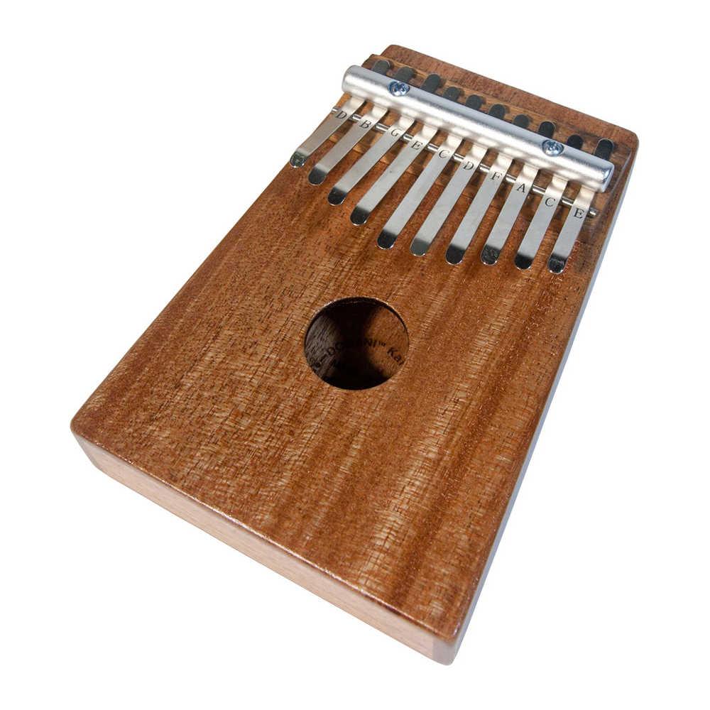 Dobani 10-Key Kalimba - Mahogany