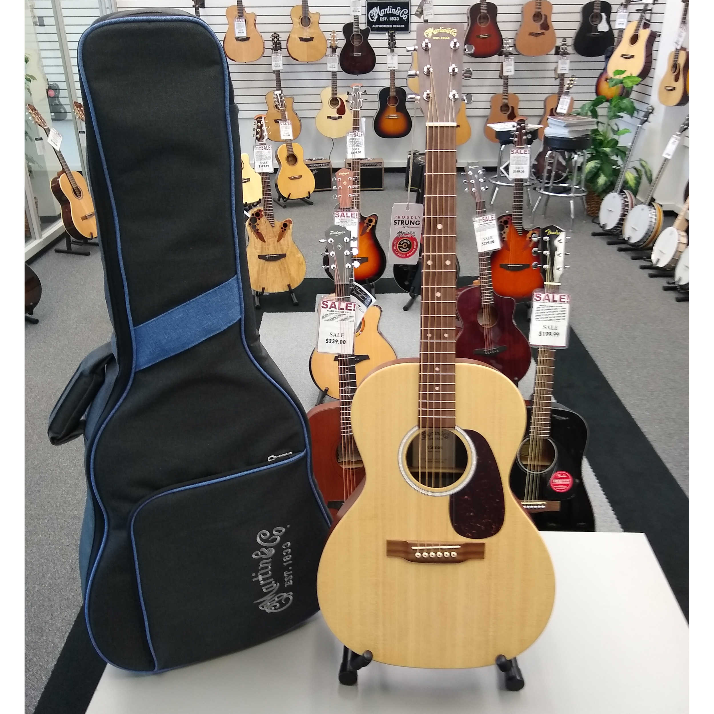 Martin OOLX1AE Acoustic Guitar