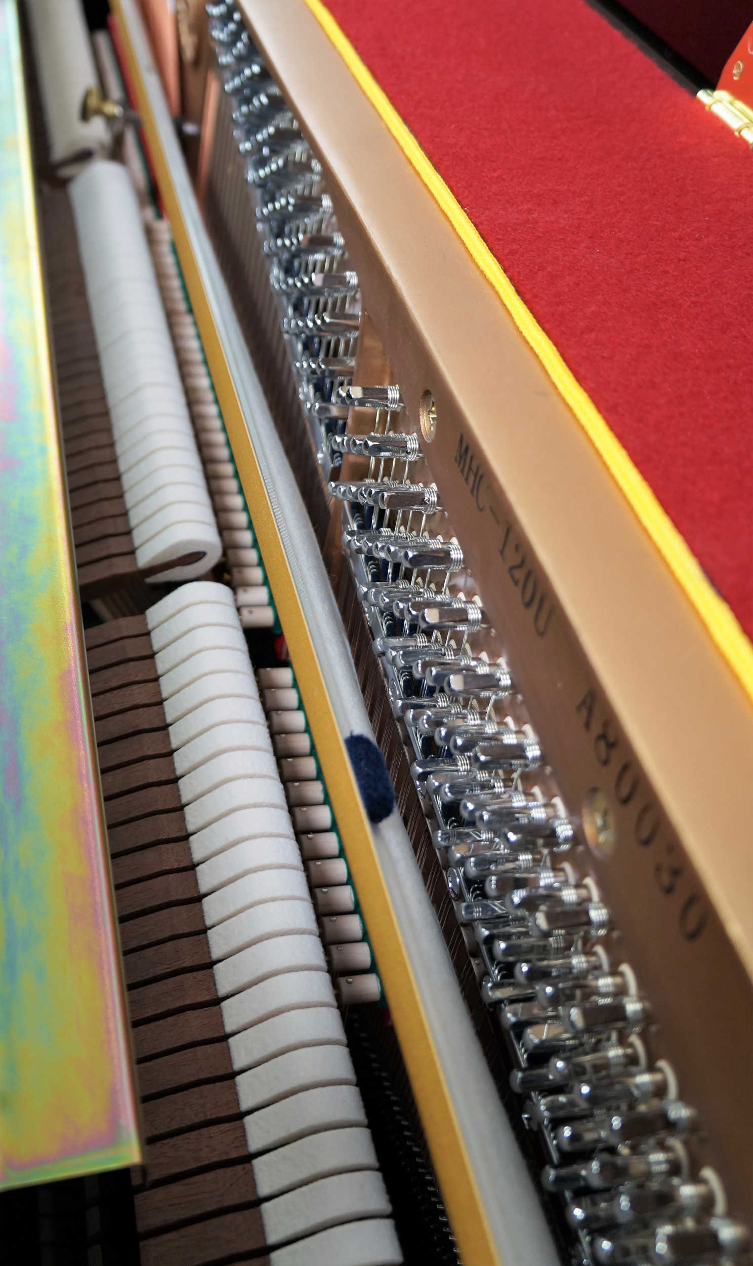 Mason & Hamlin Model 120 Upright Piano 47