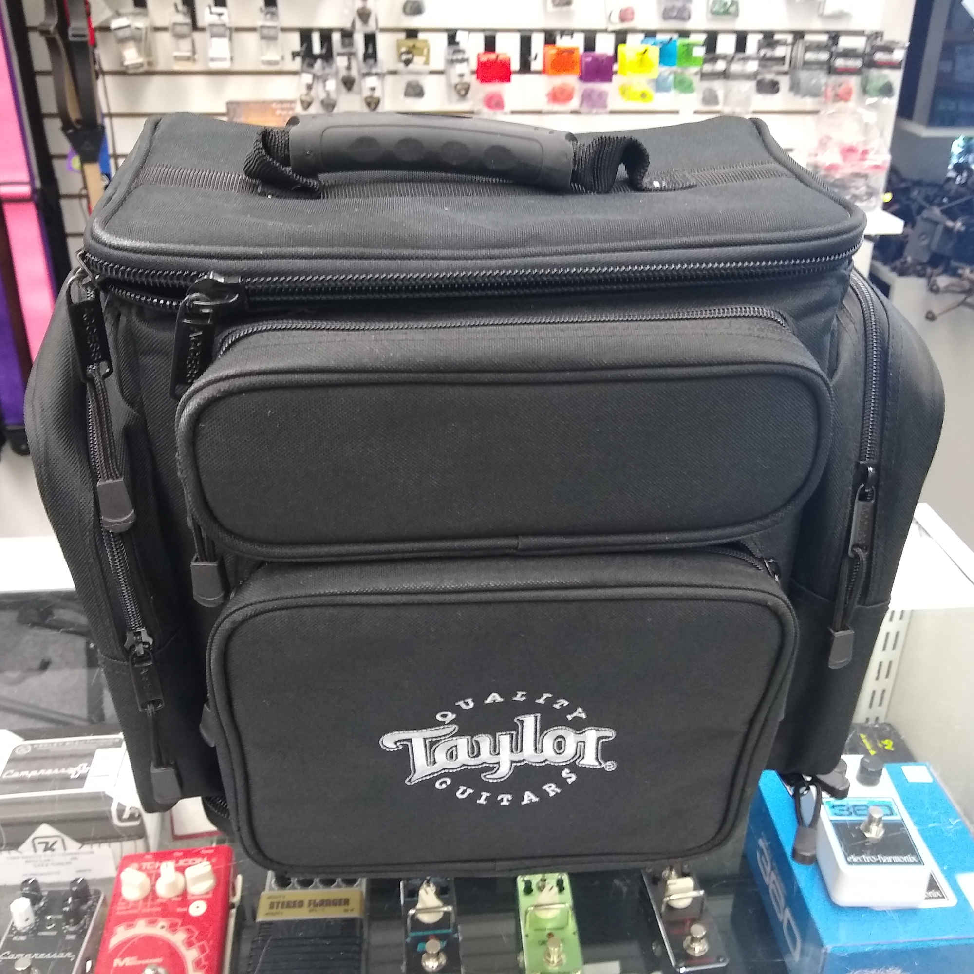 Taylor Guitar Pedal/Accessory Gig Case