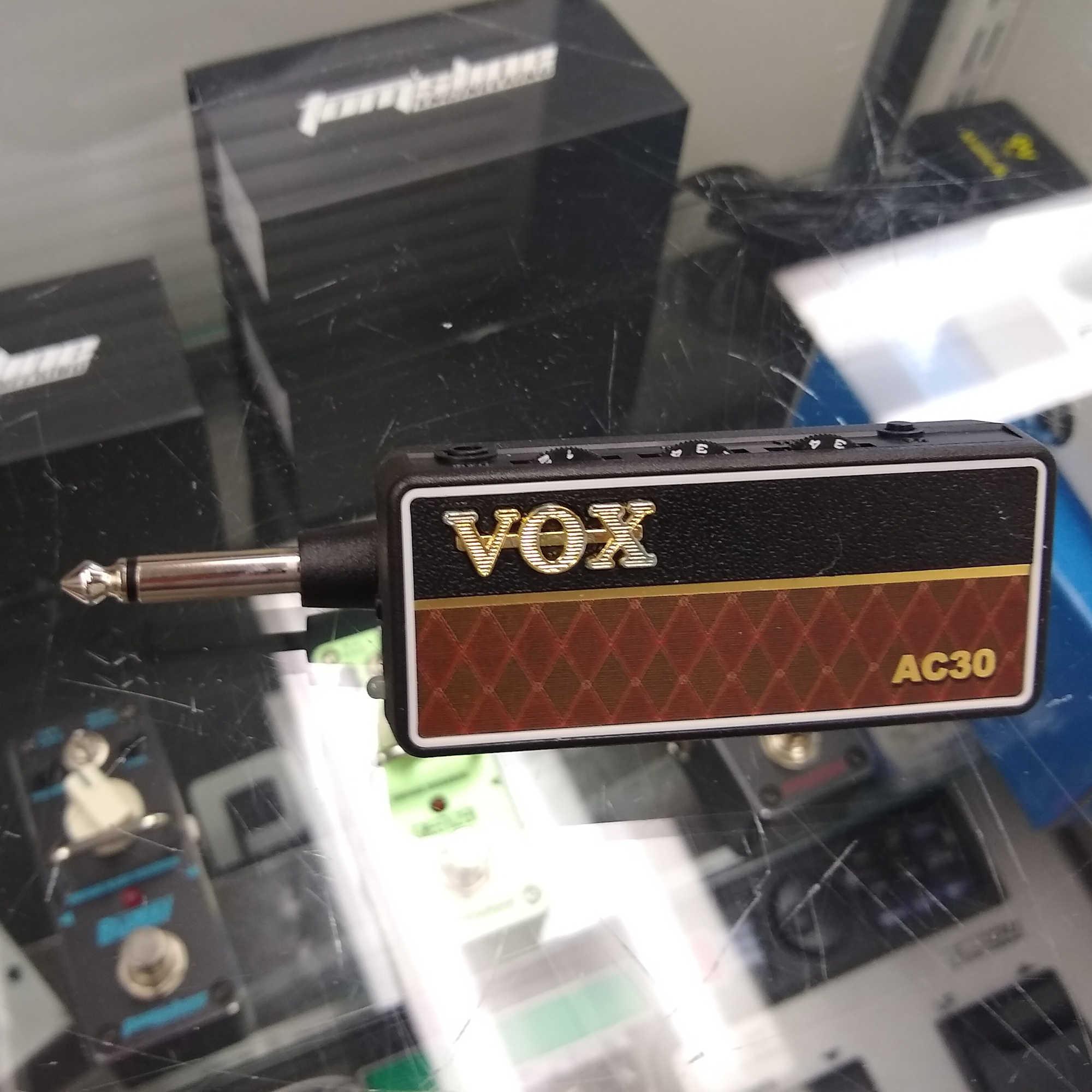 Vox AC30 Headphone Guitar Amp