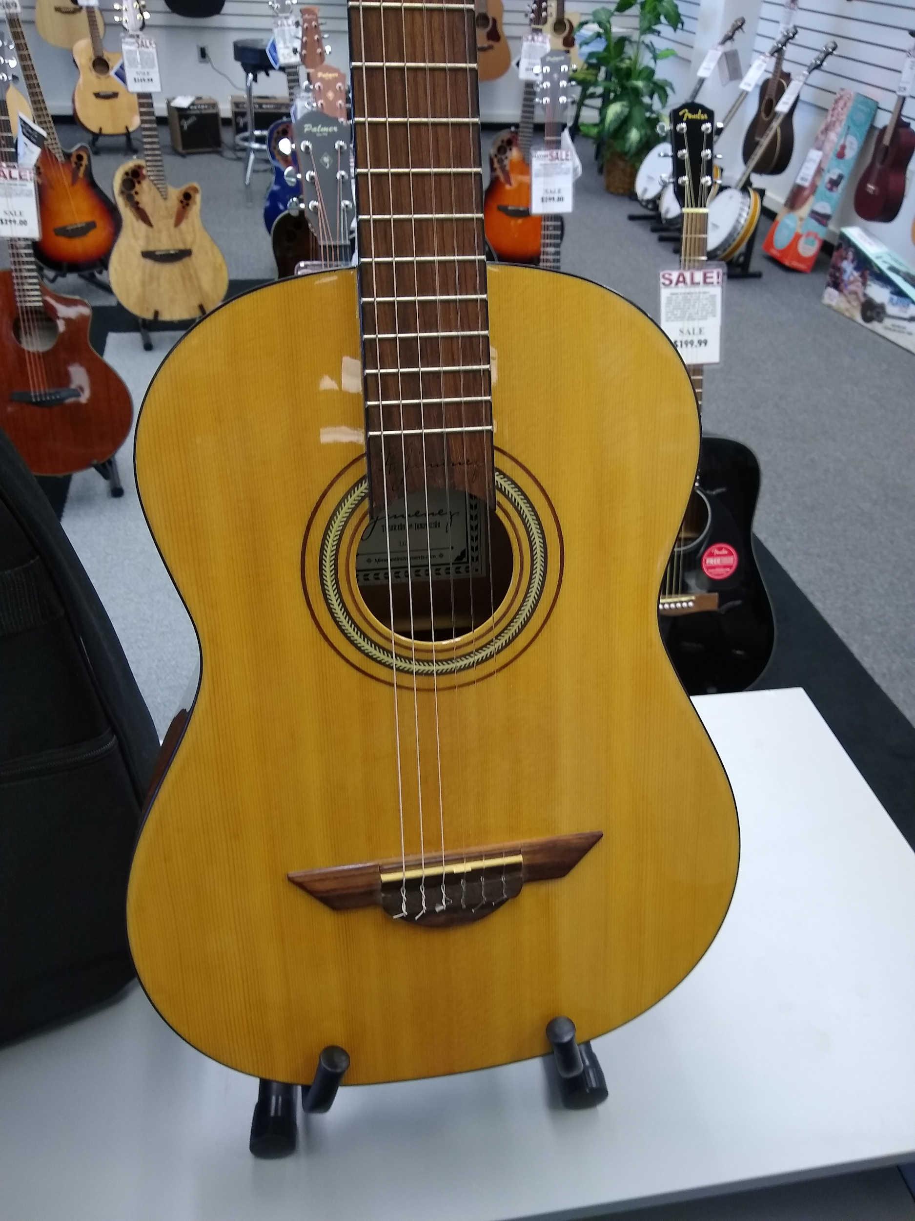 H Jimenez Classical Guitar