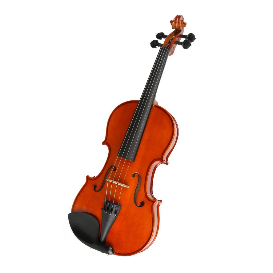 H Jimenez Primer Nivel Violin Kit - Ebony fittings, bow and case