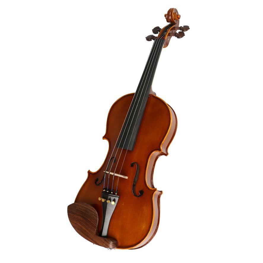 H Jimenez Segundo Nivel Violin Kit - Rosewood fittings, bow and case