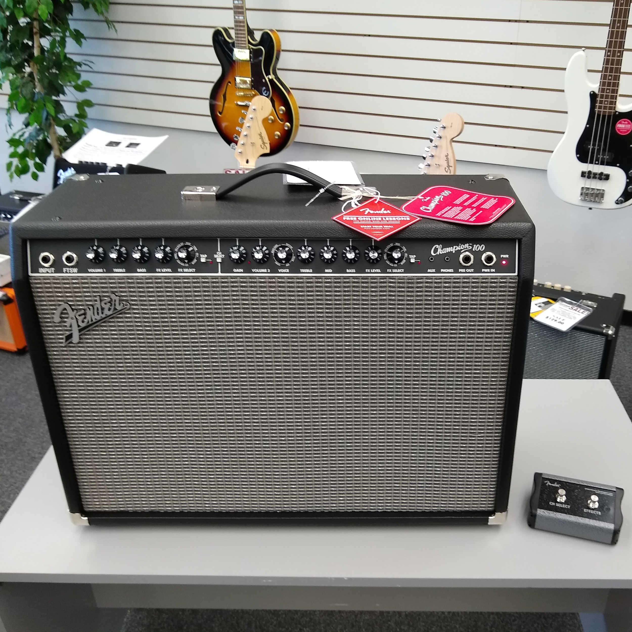Fender Champion 100 Amplifier