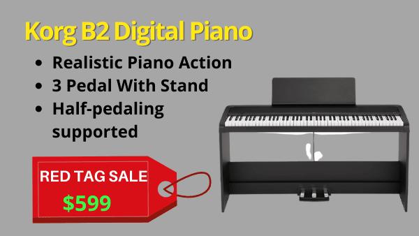 Samick Professional Upright Piano