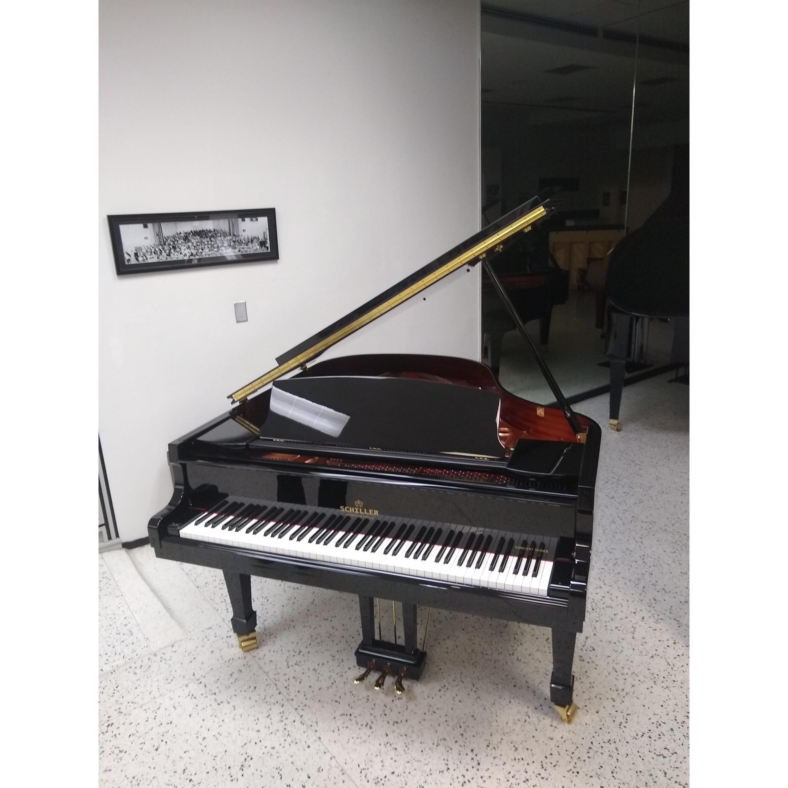 Schiller Concert Series 5.5 Grand Piano