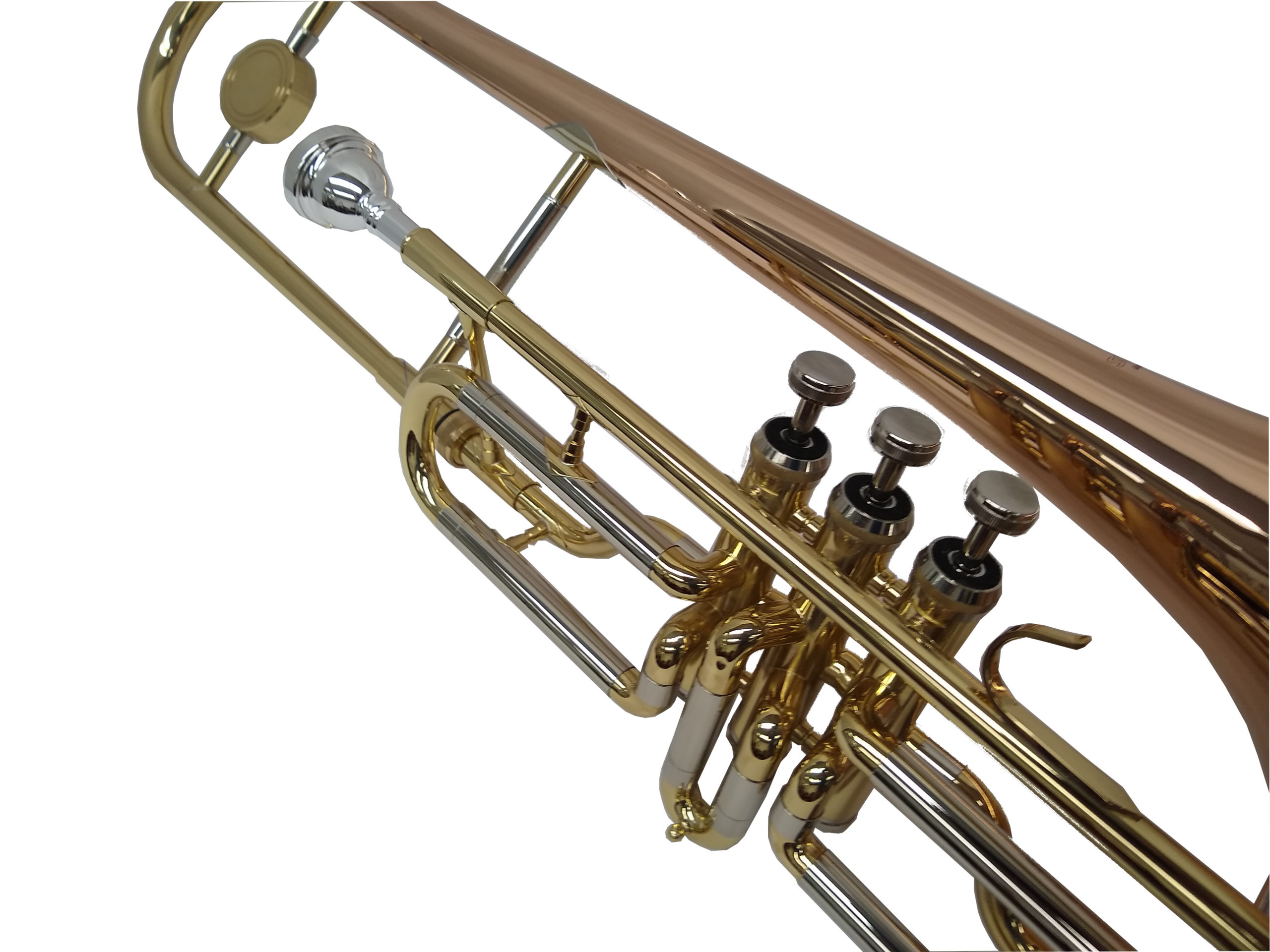 Schiller American Heritage Bb Valve Trombone Rose/Gold